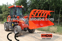 EVERUN hot sell delicate multicolor case loader backhoe