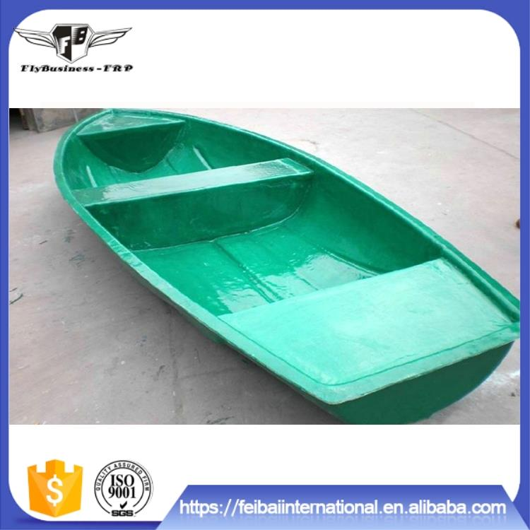 Professional manufacturers wholesale fiberglass body 4 person boats new