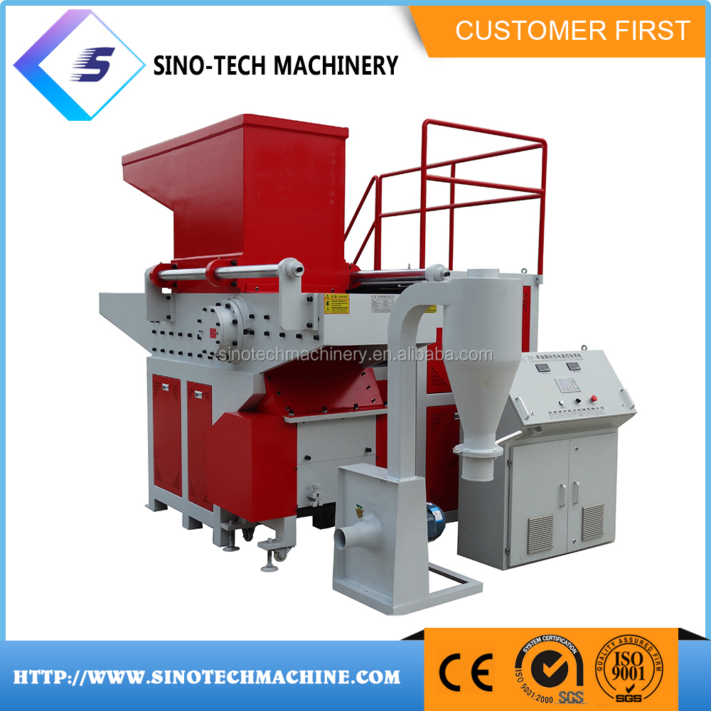 Best selling used metal single shaft shredder for sale