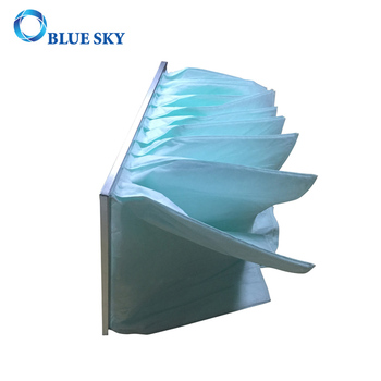 Synthetic Fiber Pocket Air Filter Dust Collector