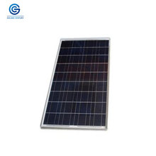 Solar panel manufacturers in China GCC-120W mono pv solar panel cell for solar lighting system