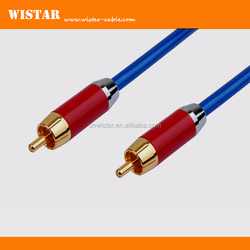 High Quality RCA to RCA Cable