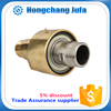 China supplier 25A brass fittings water swivel rotary joint union