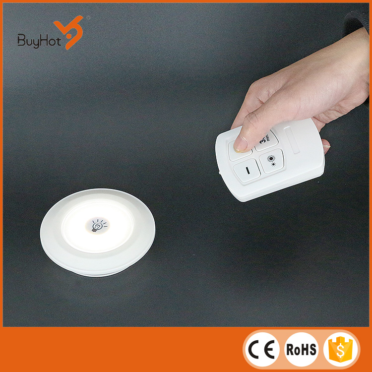 LED Remote Control Indoor COB Light Multi-function cabinet light