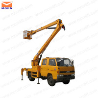 MORN truck mounted articulated man lift