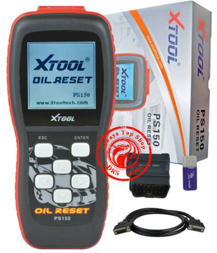 Professional OIL Reset Tool WIith 2015 SOFTWARE PS150 OBD, OBDII and CANBUS support