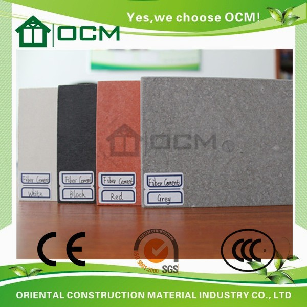 Fire Rated Fiber Cement Board Specification
