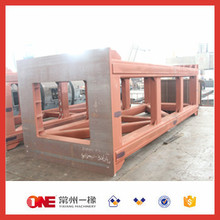 Welding Fabricated Heavy Steel Structure Project