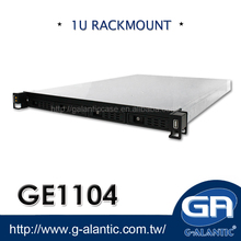 GE1104 - Best Computer 1U Rack Mount Computer Case Hot Swap Chassis for Fire Wall
