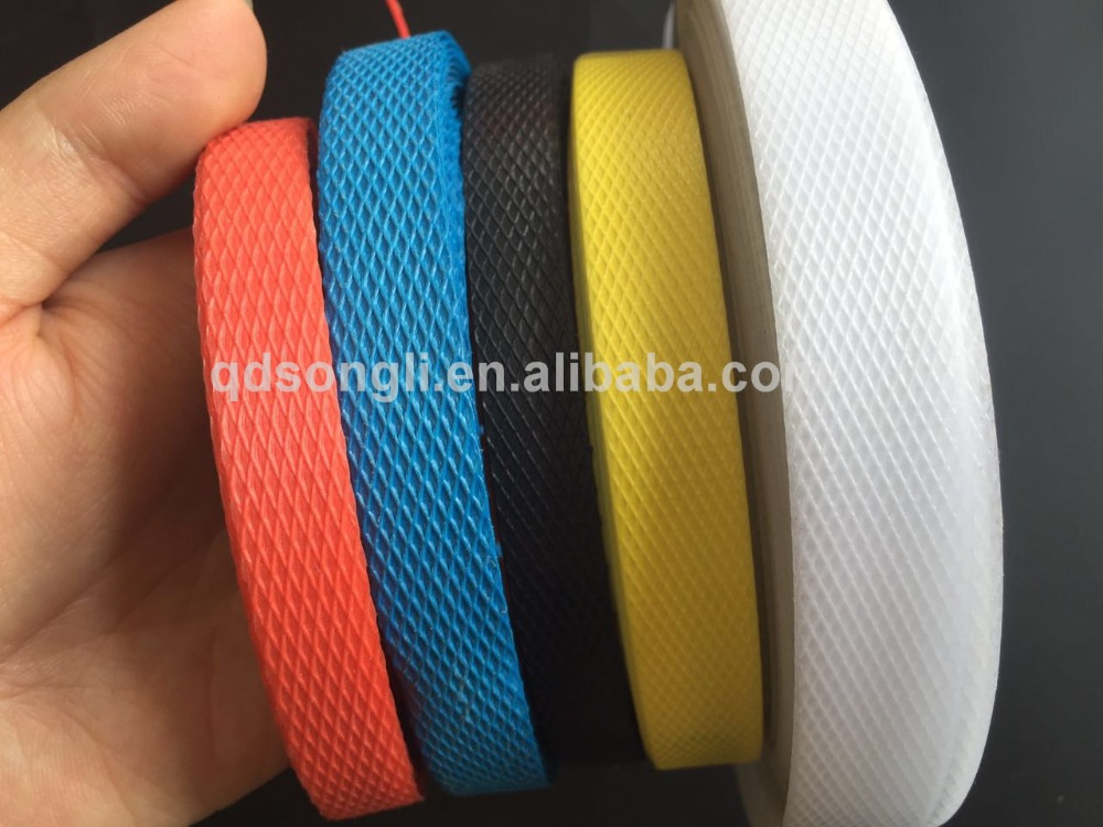 Transparent or Color Packaging Material PP PET Bundle Strap