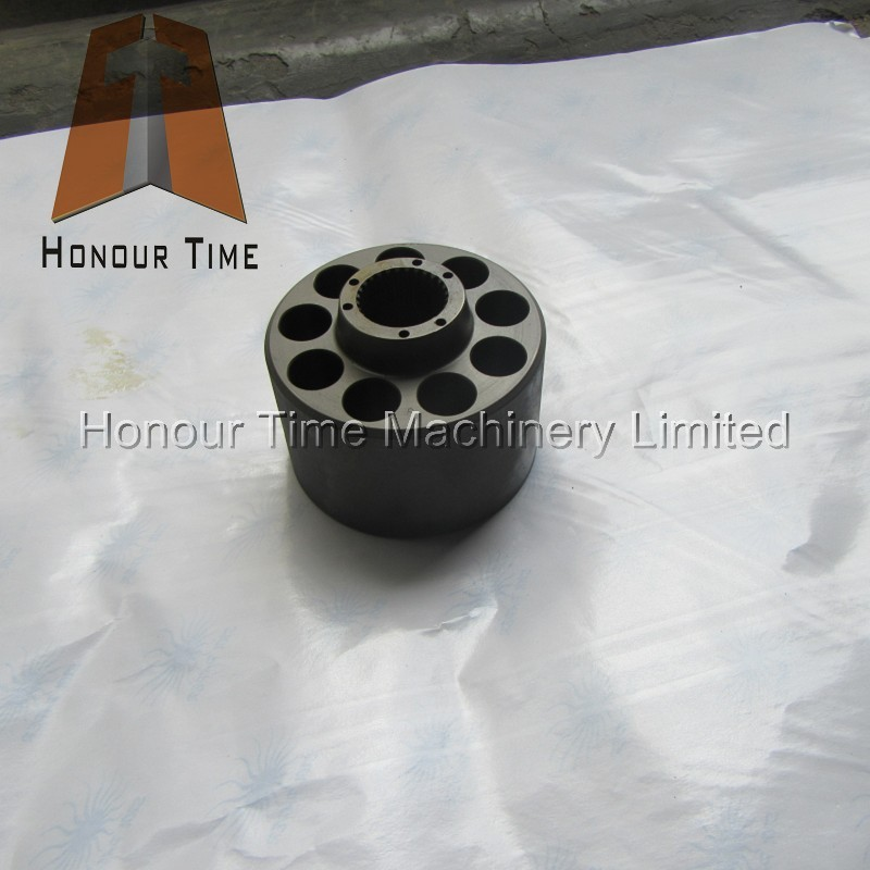 HD250 NVK45DT Cylinder block Barrel for hydraulic piston pump parts