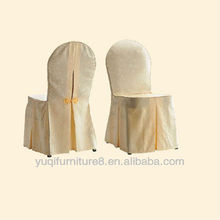 Cheap and comfortable banquet chair covers & sashes