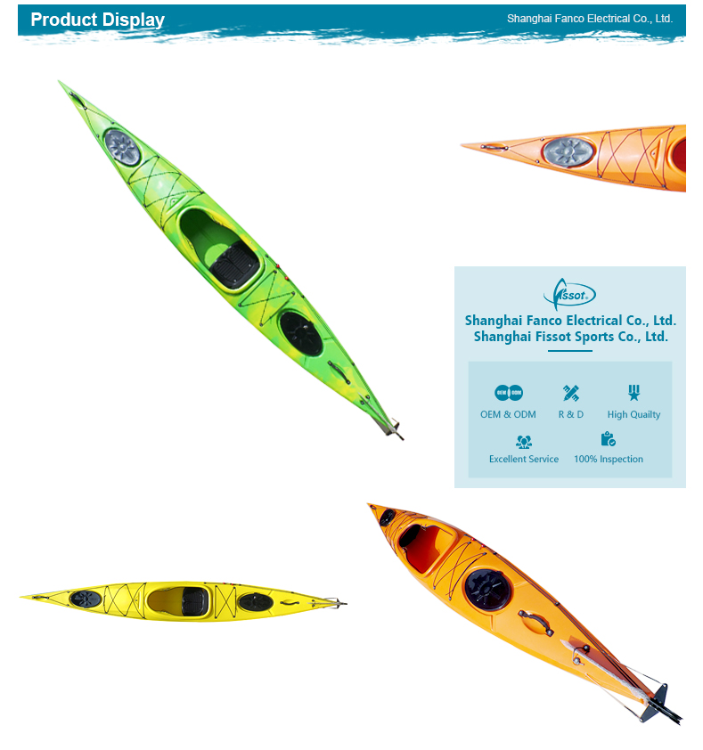 Long life power kayak, kayak pesca, kayak china