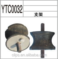 High quanlity rubber bumper, automotive rubber parts, rubber damper for auto