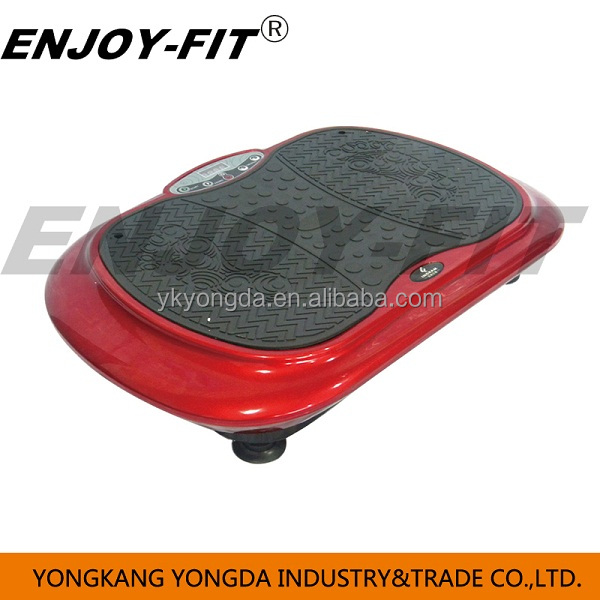 200W MOTER CRAZY FIT MASSAGE VIBRATION MACHINE VIBATION PLATE penis massager