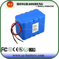Hot Sale Electric Bike Battery 24v 12Ah Water Bottle Lithium Battery