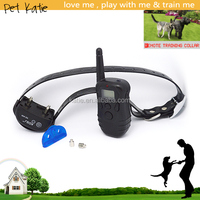 Waterproof Remote Control Electronic Dog Collars for Puppy Training