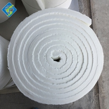 high temperature insulation wrap materials fire and heat resistant ceramic fiber blanket products for furnace construction