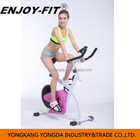 Hot sale home use body bulding manual exercise belt bike