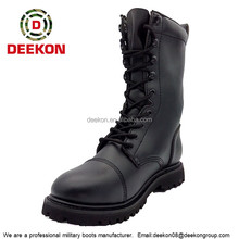 Factory price wholesale army tactical military boots for duty service