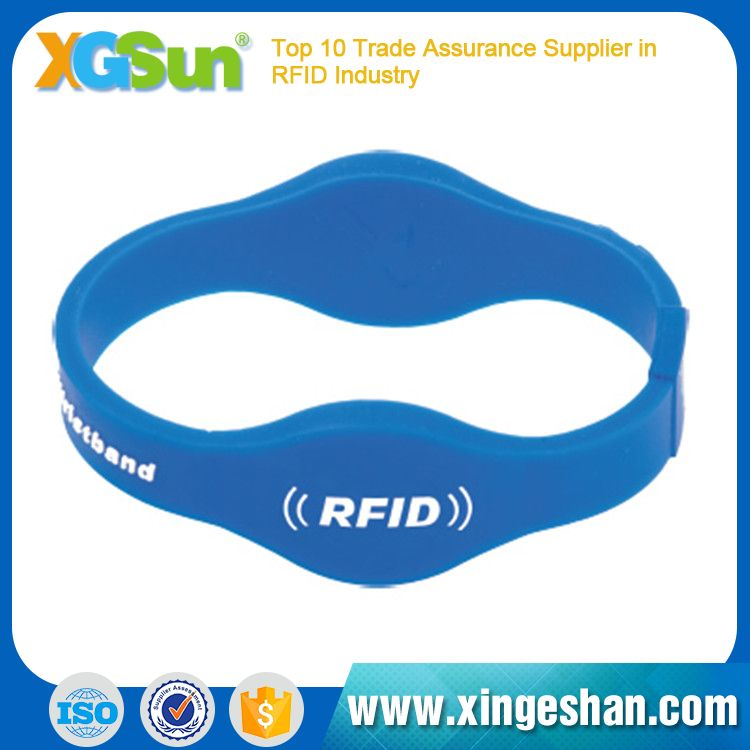 Top Sell Cheap Alibaba Rfid Wristband Silicone Wrist Band