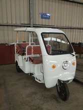 e RickShaw mototaxi Open Body Type Passenger Tricycle taxi motorcycle Three Wheel bicycle for adults Tuk Tuk For Sale