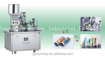 BB Cream ABL PBL Tube Filling and Sealing Machine