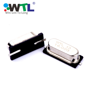 WTL Quartz Resonator HC-49S SMD 18pF 30ppm 8.000mhz 8MHz Crystal