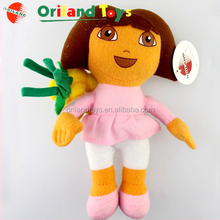 top quality promotion beautiful american cartoon girl dolls factory