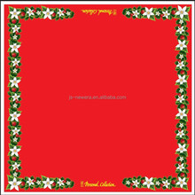 Thanksgiving/Christmas/Halloween/Valentines/Easter/birthday table cloth