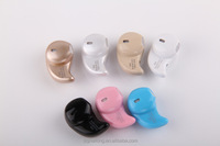 Free Sample Wholesale S530 Most Popular Wireless Bluetooth 4.0 Earbud S530 Mini Bluetooth Stereo Invisible Earphone
