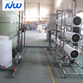 River Salt Water Reverse Osmosis Plant Desalination Machines Treatment System Project Implementation