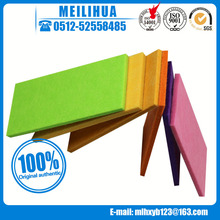 HOT sale ! polyester acoustic panel sound reflective materials sound insulation materials