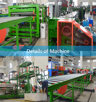 New condition XPS foam board production line (CO2) JC-75P/200