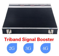 mobile phone wireless signal amplifier,900 1800 2100 signal amplifier mobile phone,triband mobile signal booster in repeaters