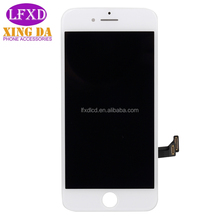 100% test pass digitizer assembly 4.7 inch lcd screen touch for iPhone 7