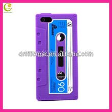 Ordering Now!!!Hot 3D Design Romane Mono's Blog Item Silicone Protective Case Cover for Iphone5 5G
