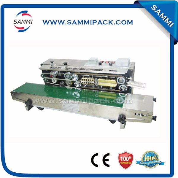 New arrival plastic film sealer and heat film sealing machine