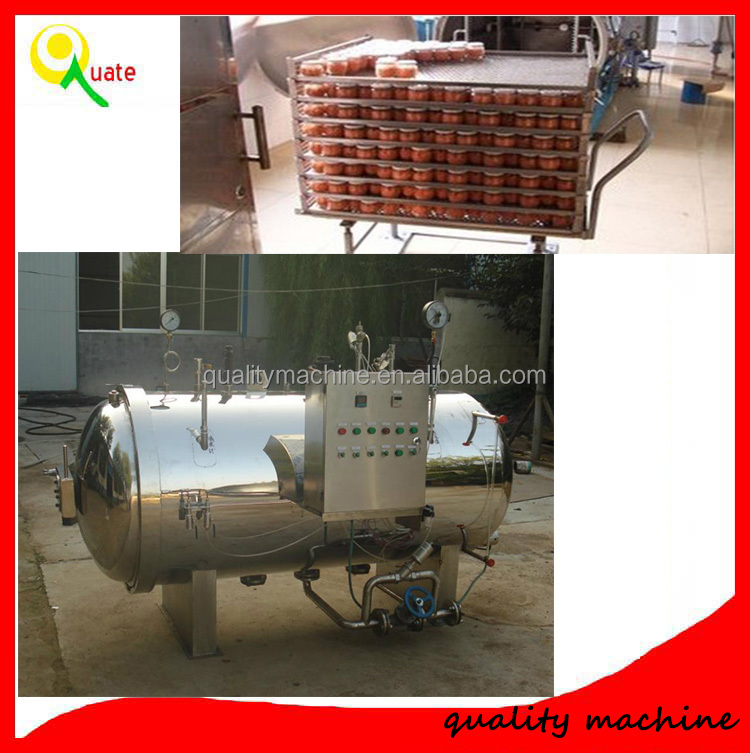 Professional steam or water used single pot sterilizing steaming autoclave steam autoclave