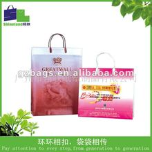2012 Hot Sale Plastic Handle Bag