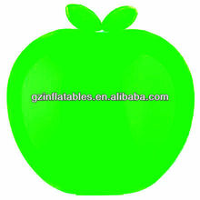 green apple inflatable model for festive advertising