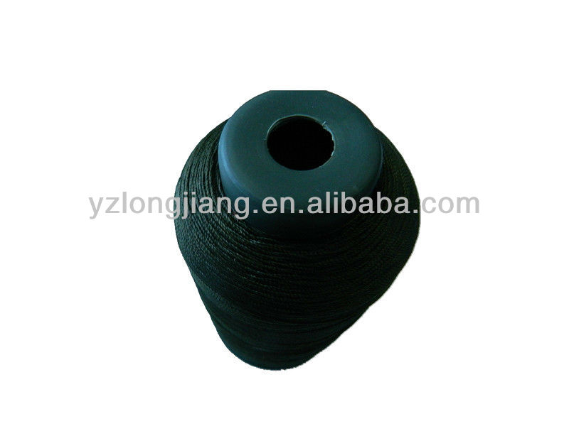 100% polyester spun thread