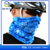 Seamless Bandanna Raider Skull Face Tube Mask Neck Gaiter Dust Shield biker