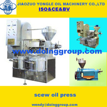 qualified rape seeds Oil Pressing Line ,Oil Expeller Set,Oil mill with ISO CE