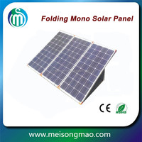 flexible solar panel cheap 100 watt folding solar panel for sale