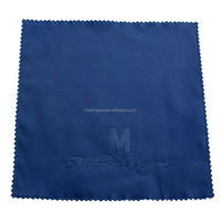 customized glasses cleaning cloth or microfiber suede cloth