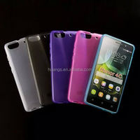 Low price mobile phone ultra thin transparent silicon cover tpu back case cover for huawei honor 4c china wholesale