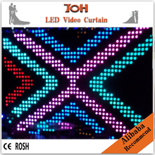 flexible black led curtain,flexible and trimmable led strip light,flexible led video wall
