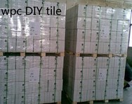 WPC DIY TILE 300*300MM EASY INSTALL