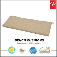 Beauty custom made outdoor bench cushions